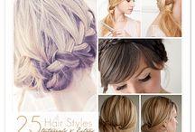 Hairstyles / by Ana Ramirez
