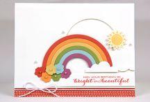 Sunshine and Rainbows - SU