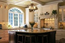 Kitchens / by Brook May