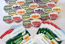 Kampania Activii z owocami! / Activia przedstawia nowość – IDEALNE POŁĄCZENIE ZDROWIA I PRZYJEMNOŚCI. Jogurt naturalny i owoce! #idealnepolaczenie #nowaactivia #zdrowieiprzyjemnosc