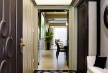 коридор от входной двери
