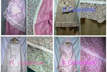 mukena jepang / love sewing