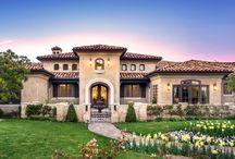 Mediteranean houses