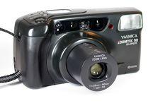 Mijn verzameling Yashica Camera's / Yashica camera's