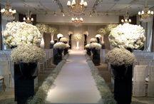 gorgeous wedding decorź