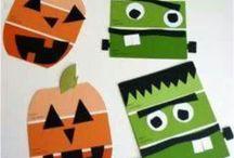 Classroom Halloween