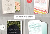 Invitations and such / by Kelly Davis