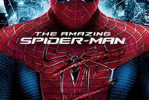 the amazing spiderman costume / el traje de el sorprendente hombre araña