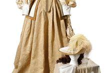 Barrandov Fundus Baroque costume samples