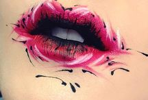 Makeup extravagant