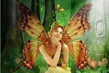 Hadas Elfos Natura Mystica