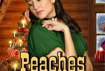 Peaches / Running a ranch and fending off three meddlesome aunts leaves Whit McCandless no time, and even less patience, for the prickly new schoolmarm's greenhorn carelessness. The teacher needs educating before somebody gets hurt.  Ruth Avery can manage her children and her school just fine without interference from some philistine of a rancher. If he'd pay more attention to his cattle and less to her affairs, they'd both prosper.   He didn't expect to need rescuing. She never intended to fall in love.