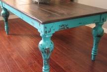 Kitchen table / by Jill Walmer