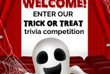#TrickOrTreatTrivia Competition / Would you like to win some movie goodies? Of course you do!  All you have to do for a chance to win is score 10/10 on our Spooky Movie #TrickOrTreatTrivia quiz to be entered into our prize draw!   So get your thinking cap on and enter  http://bit.ly/2hFHY4P