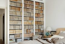 Books / Book shelves  / by Marie Bell