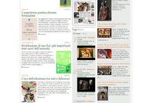 Portfolio WEB / Un campione di Siti Web scelti e realizzati da Mind Solution srl oppure per hobby