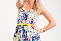Floral Fever / Pretty florals, prints and lace at belleroad.co.nz - women's fashion online