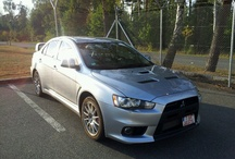 EVO LANCER :D must haveee / by Sharie Moore