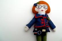 1.3 - Fabric Dolls