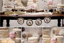 Cakes. / by Mint Springs Farm
