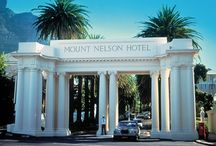 Belmond Mount Nelson Hotel - Cape Town, South Africa / Refurbishment and Redecoration of the existing hotel.  The luxurious Mount Nelson Hotel is one of South Africa's most famous hotels, synonymous with Cape hospitality since 1899. It is set in glorious park-like gardens on a historic site at the foot of Table Mountain, in the heart of Cape Town.  Due to the historical nature of the building, each project had to be undertaken sensitively.Whilst providing the hotel with modern facilities without spoiling the gracious feeling of the original hotel.