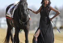 Atlar ve kadınlar
