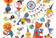 Circus Birthday Inspirations