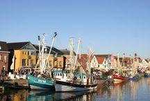 Impressionen / Herzlich willkommen in der Nordsee-Hafenstadt Husum und der Ferienregion Husumer Bucht - am UNESCO Weltnaturerbe und Nationalpark Wattenmeer!
