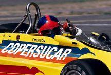 70's Formula 1 / Big big wheels, screaming engines