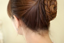 Hairstyles / by Isabel
