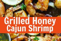 Dinner: Seafood Recipes / Fabulous tasting fish, shrimp and other seafood recipes for your evening dinner meal.