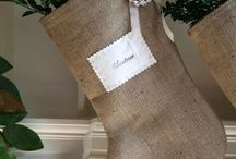 Burlap (things you can do with it) / by Carol Newman Butler