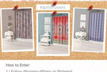 Home Outfitters Jessica Simpson #AprilShowers Contest / by Lori Lewis
