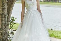 HANA's wedding dress