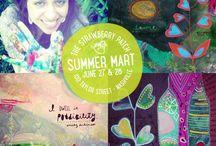 TSP Summer Mart 2014 june 27 & 28 / Nashville indiecraft handmade