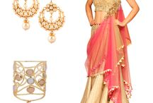Indian Wedding Outfits for Brides, Grooms, Family and Guests / Are you attending an Indian wedding but unsure of what to wear? Find inspiration in this board for brides, grooms, family of the couple, bridesmaids and guests.   http://strandofsilk.com/perfect-indian-wedding-outfit-generator /  http://strandofsilk.com/special/indian-wedding/outfits-for-weddings / by Strand of Silk