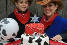 Western Wedding Cake / by Diane Castro
