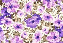 круглые цветы и к ним открытки(фоны)