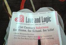 Love and Logic / by Patsy Yazdi