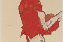 Egon Schiele.. etc.