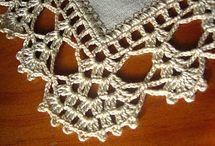 Bicos de croche | Crochet edges