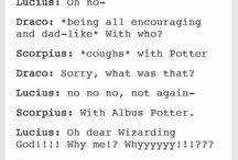 Scorpius & Albus