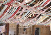 Unique decor / Unique Event Decor Inspiration photos! We LOVE unique designs and ideas!