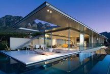 África// Cape town// Houses