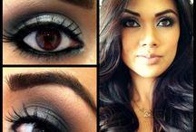 Beautiful make-up idea's