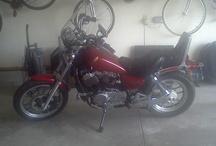 mijn motor of die ik leuk vind