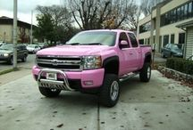 Trucks are for girls / by Ashley Trager