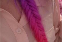 Mechas colores