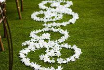 Ceremony Decor   Aisle Decor