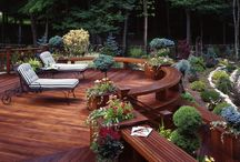 Outdoor spaces / by Michelle Ohlmansiek